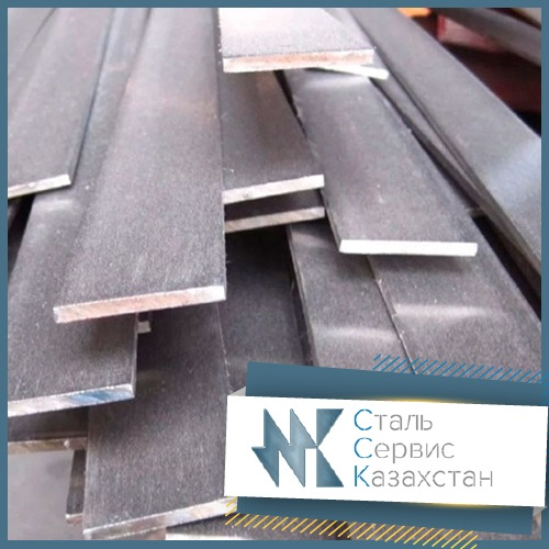 Buy The strip is corrosion-proof, the size is 250x4 mm, AISI 321, 08kh18n10t, 12kh18n10t, L = 6 m, N of.