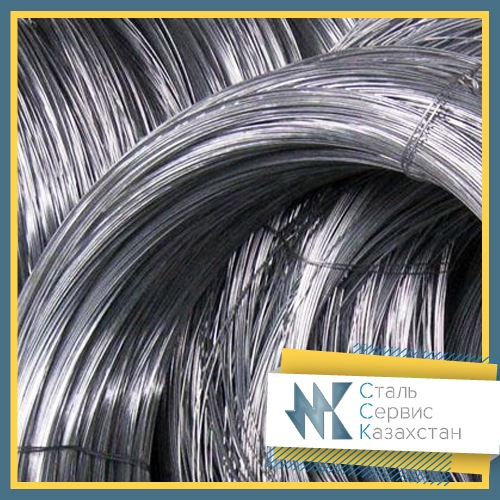 Buy The wire for cold disembarkation, the size is 6 mm, GOST 5663-79, steel 10