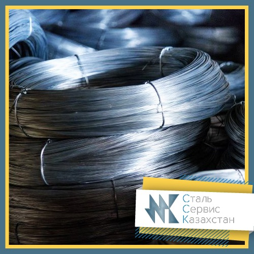 Buy The wire qualitative KS, the size is 0.18 mm, GOST 792-67, KS