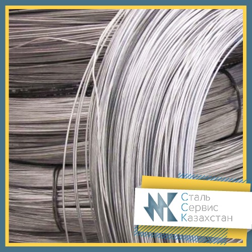 Buy The wire is cable, the size of 2 mm, GOST 1668-73, cable galvanized