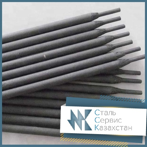 Buy Electrodes are corrosion-proof, the size is 5 mm, TsT-15