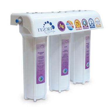 Фильтры для воды Гейзер-3