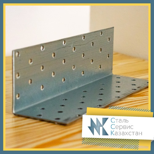 Buy The corner is equilateral, the size is 63x63x5 mm, GOST 8509-93, 8510-93, steel 3sp5, L = 9, 11.7 m
