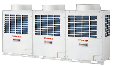 Купить Мультизональные системы кондиционирования Toshiba