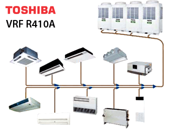 Buy Control systems of industrial Toshiba conditioners