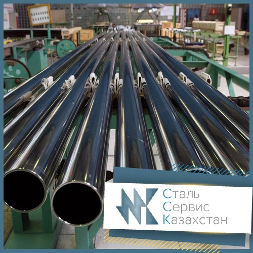 Buy The pipe is corrosion-proof, the size is 2.5x0.2 mm, state standard specification 9941-81, 9940-81, (State standard specification 5632-72), steel 12kh18n10
