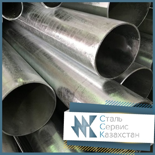Buy The pipe is galvanized, the size of 40x11 mm, GOST 8732-78, 8731-87, steel 3 of the joint venture, 10, 20, L = 3-5