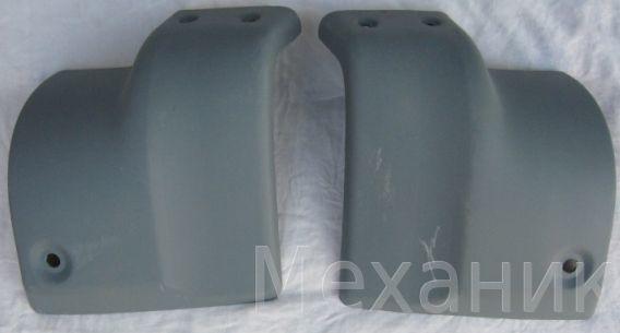 Буфер задний 2705-2804020(21) серый Газель цельнометаллическая