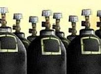 Купить Газ углекислый для дуговой сварки