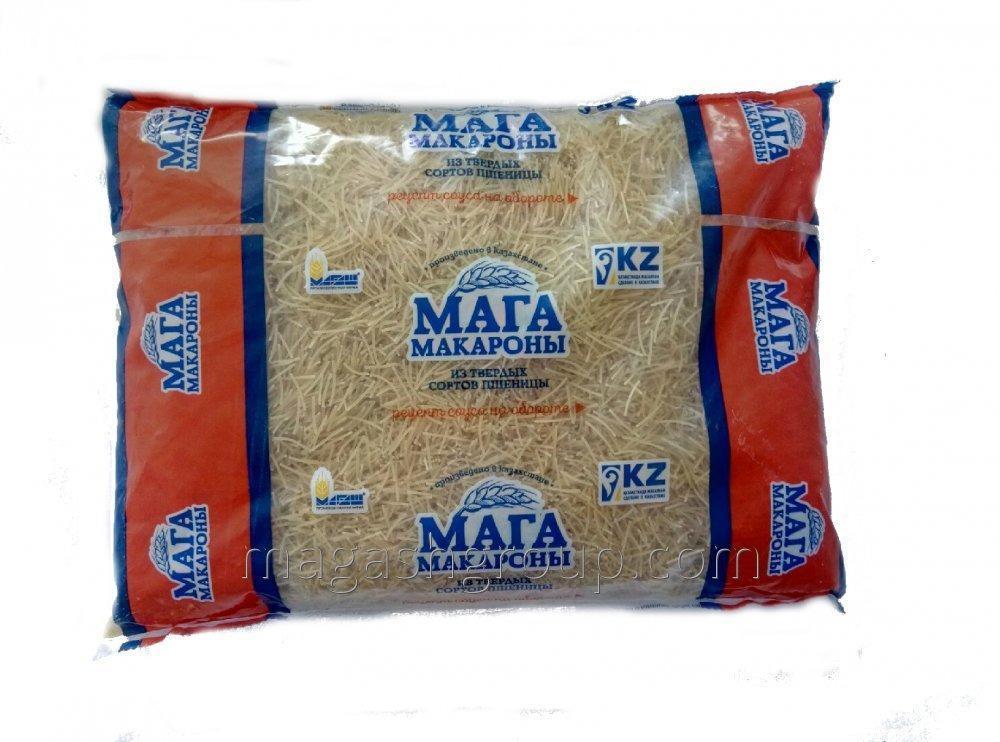 Купить Макаронные изделия Паутинка, 2 кг