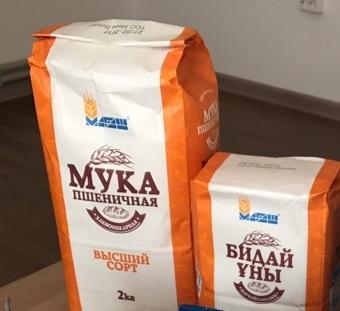 Купить Мука высший сорт, 2 кг