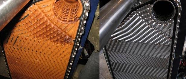 Купить Промоем промышленные теплообменники, насосы, компрессоры (их охладители)