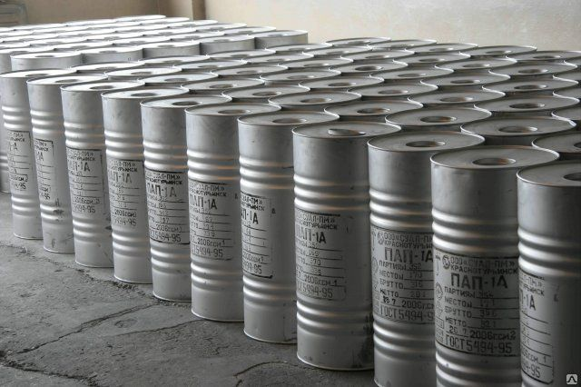 Купить Пудра алюминиевая ПАП-1 ГОСТ 5494-55