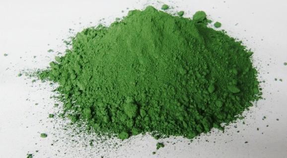 Купить Пигмент для бетона - зеленый