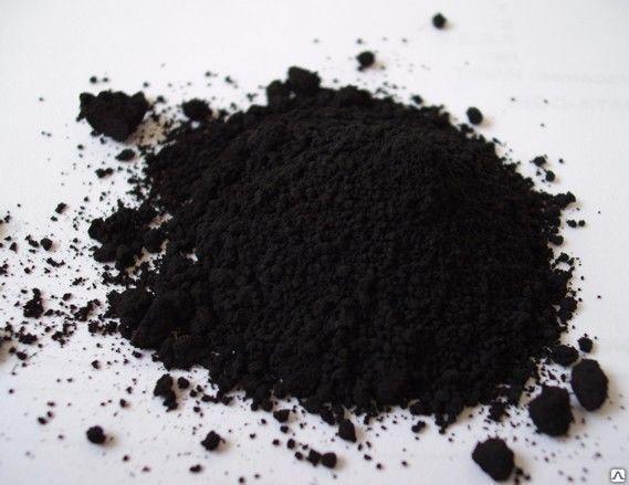 Купить Пигмент черного цвета