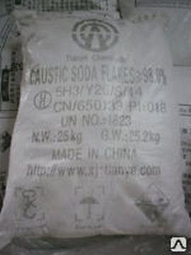 Купить Каустическая сода (Китай)