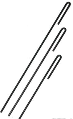 Купить Анкер металлический строительный неокрашенный КМС-6/500