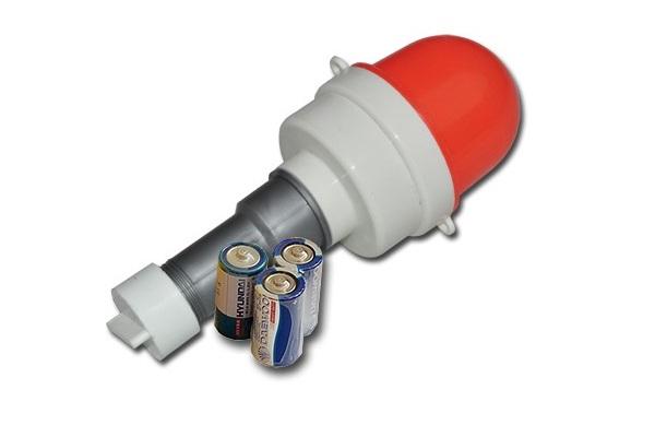 Lamp alarm FS-4.1 (2 AA batteries in a set)