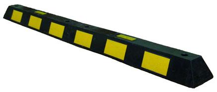 Buy Kolesootboynik rubber (4 otv. under bolts) 2 m long