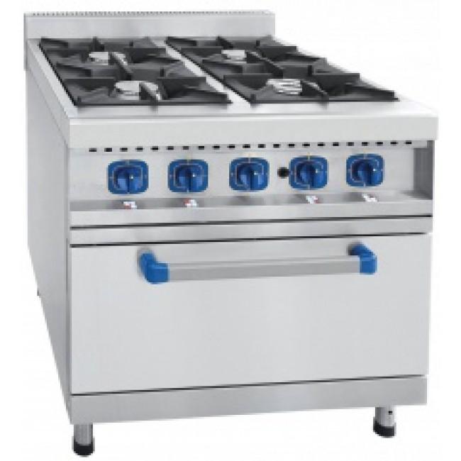 Купить Газовая плита с духовкой ПГК-49ЖШ