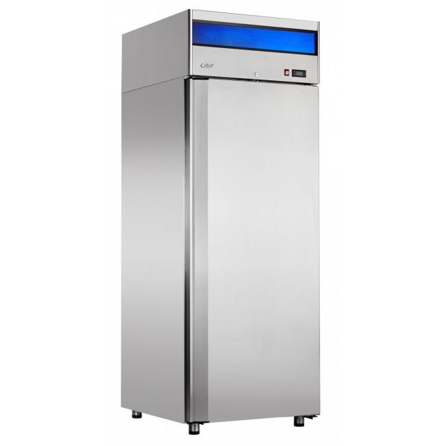 Купить Шкаф холодильный ШХс-0,7-01 нерж. ВЕРХНИЙ АГРЕГАТ