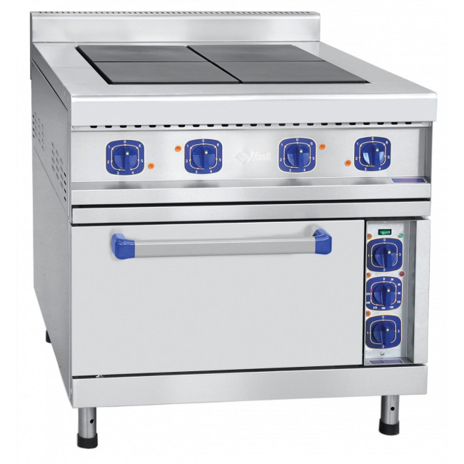 Buy The electric stove of EPK-48ZhSh-K-2/1 (with convection)