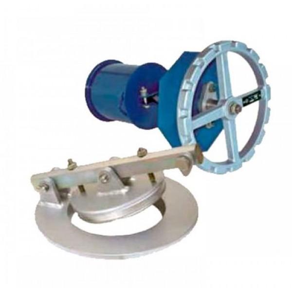 Клапан донный (с механизмом управления МУ-1) КМУ-150 стальной