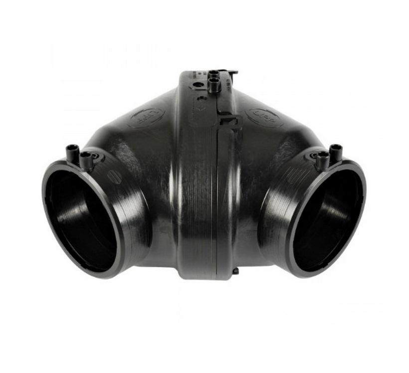 Купить Муфта вторичная для углового соединения 90° сварочная UPP Gemini 63/50, G3-063-050