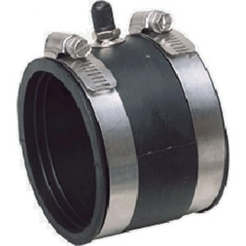 Buy Connecting adapter with a test branch pipe 75/63mm, STB-200