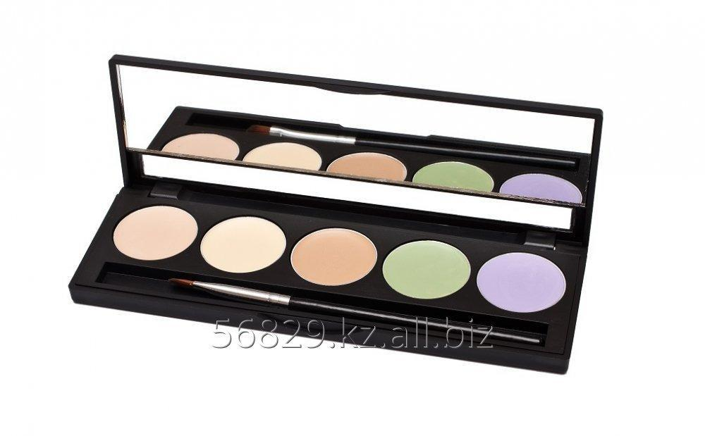 Palette Of Concealers Of 5 Shades 5 Concealer Palette Of Cp1 Cp2