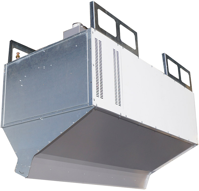 Купить Тепловая завеса серия 700 Газовые КЭВ-75П7030G YAC-SP 60