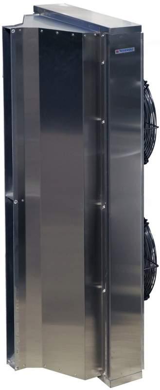 Купить Тепловая завеса серия 400 IP54 КЭВ-12П4050Е НЕРЖ.