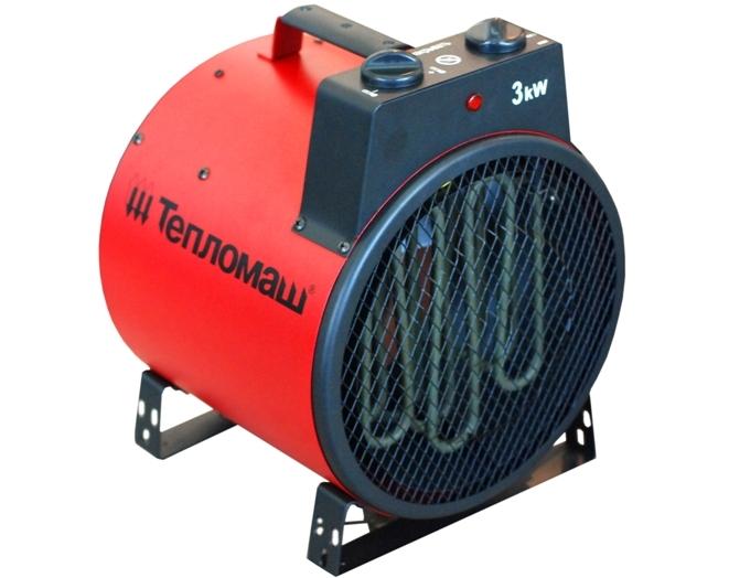 Купить Тепловентилятор электрический КЭВ-3С31Е