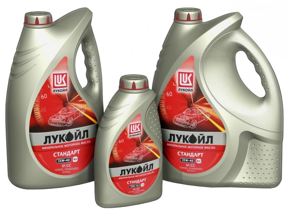 Масло для газовых двигателей Лукойл ЭФФОРСЕ 4004