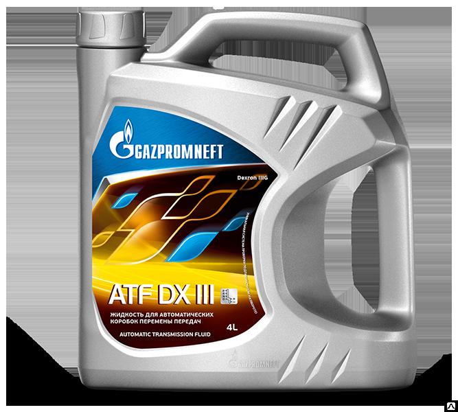 Купить Масло ATF DX III, 4 л.