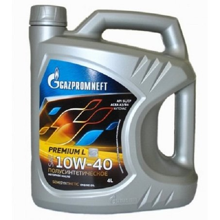 Купить Масло Premium L 10W-40, 5 л.