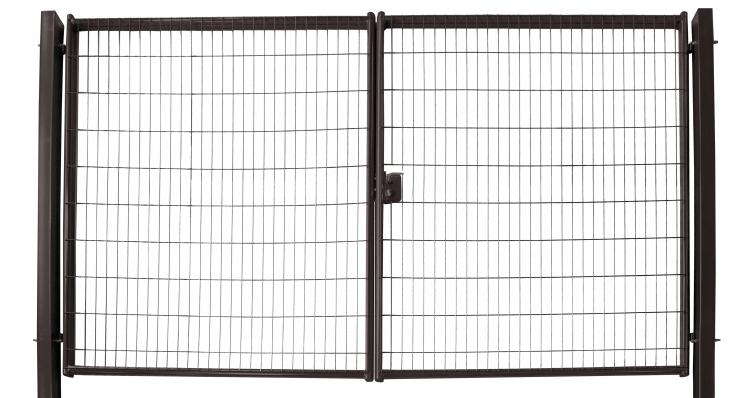 Buy Gate of Medium Lock 1,73x3,5 RAL 8017