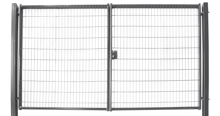 Buy Gate of Profi Lock 2,03x3,0 RAL 7040