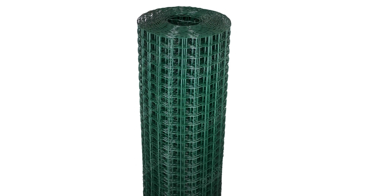 Купить Сетка Jarditor Mesh-Brico 2,10/100/50 1,0х25м RAL 6005