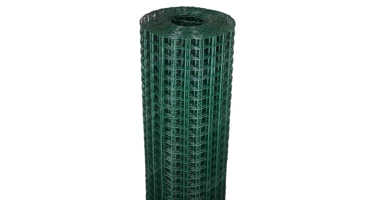 Купить Сетка Jarditor Mesh-Brico 2,10/100/50 2,0х25м зеленый RAL 6005