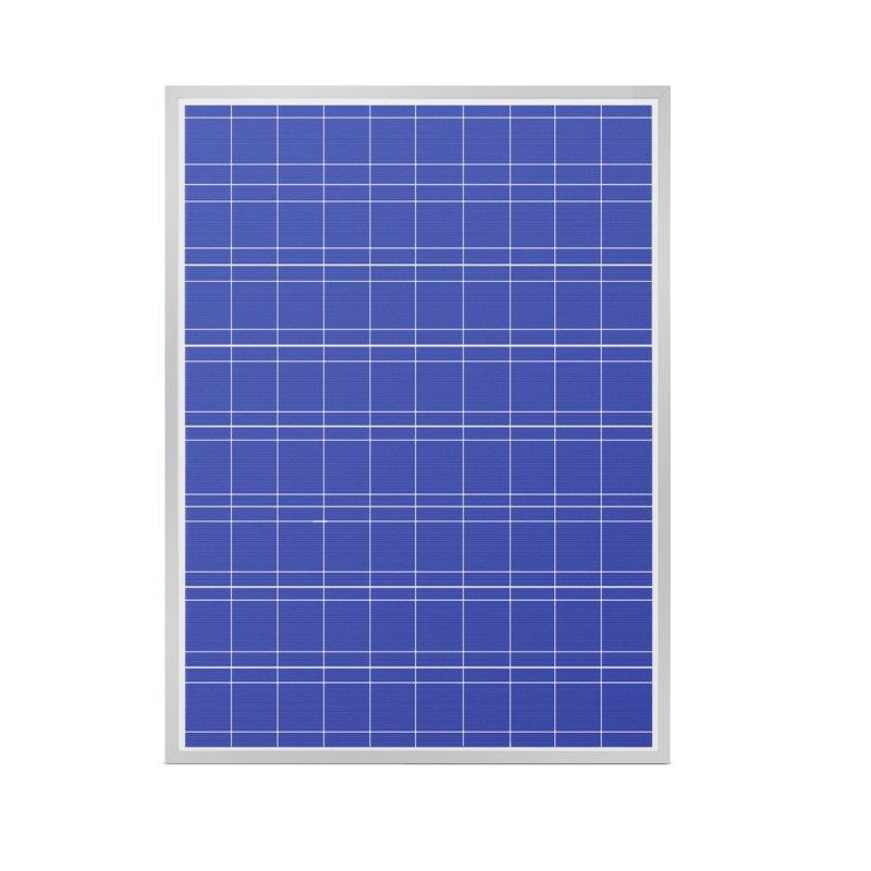 Купить Солнечная панель, солнечная батарея поликристалическая SVC P-50