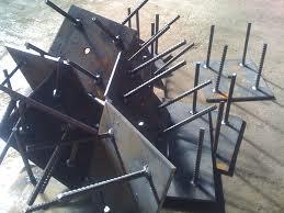 Купить Изделия закладные металлические