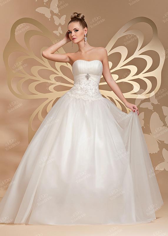 300b59f41021de9 Свадебное платье Код С0289 купить в Алматы
