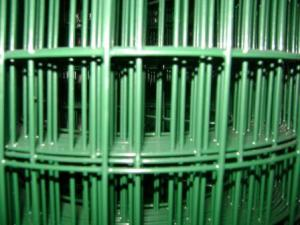 Buy Grid welded neozinced by PVC Leps Luxury TU 1275-012-00187205-2002 100/75 1.8 1500