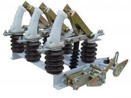 Выключатель нагрузки ВНА-П-10/630-|||-20з УХЛ2 (изоляторы ИОР-10-7,5) Контэл
