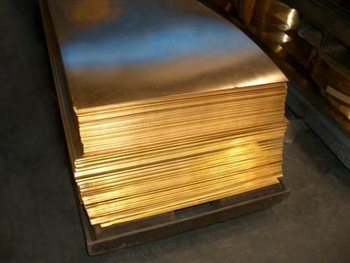 Купить Лист Л63 1,0х600х1500 тв.