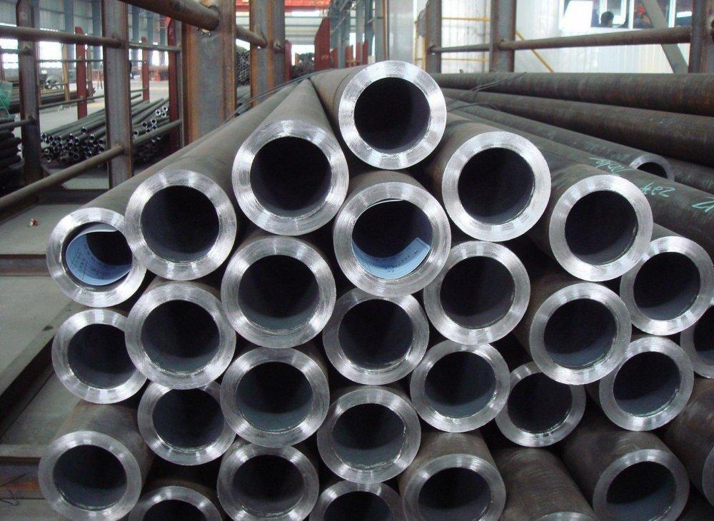 Buy The pipe 12X18H12T 57х3 is boiler