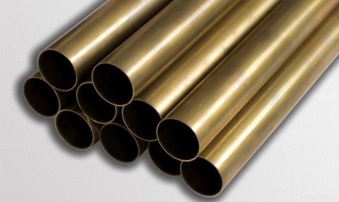 Buy Pipe brass L63 70х10 GKRHH ND of GOST 494-2014