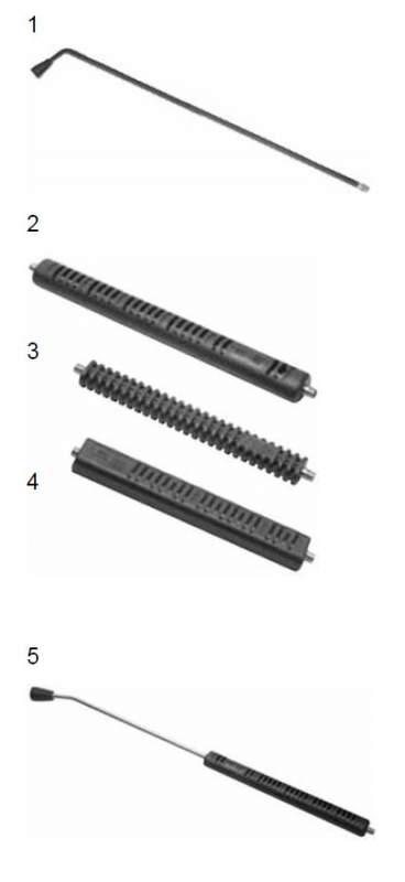 Аксессуары для водных пистолетов высокого давления