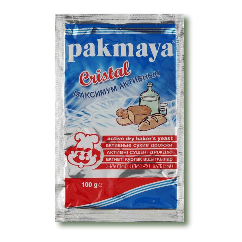 Купить Дрожжи сухие активные PAKMAYA 10гр. 86907934